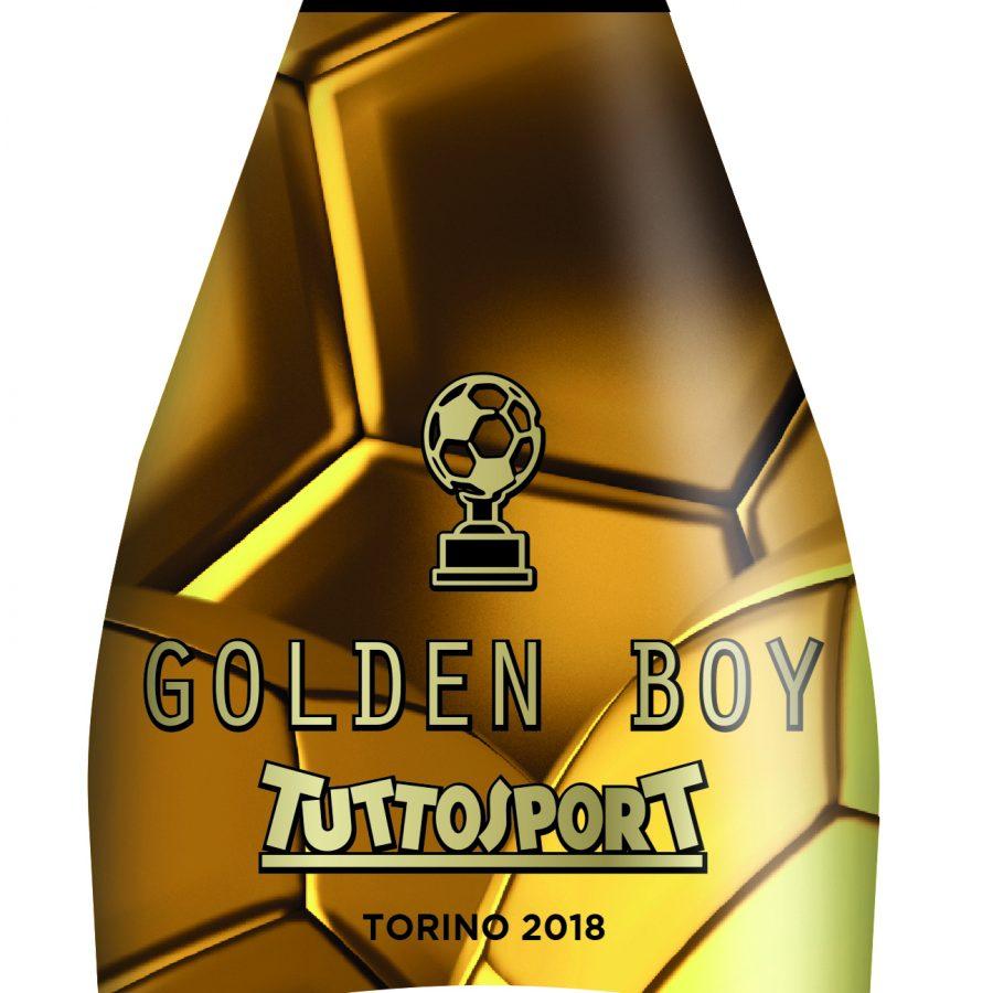 958 SLV GOLDEM BOY